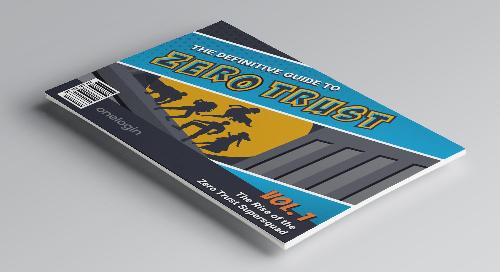 OneLogin's Definitive Guide to Zero Trust, Volume 1
