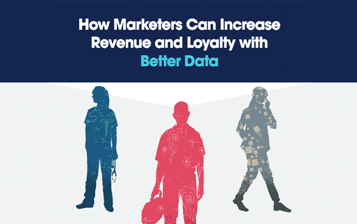 Marketers and Better Data