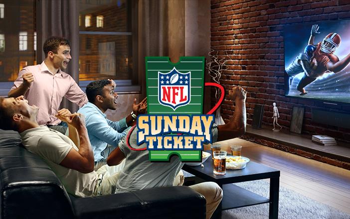 NFL Sunday Ticket Success Story