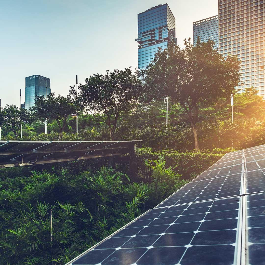 Building Net-Zero Cities: Davos Agenda 2021
