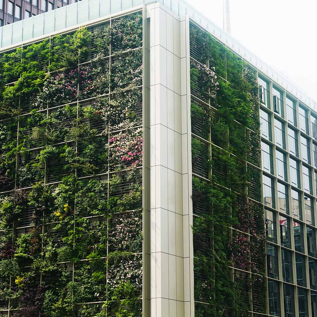 Building Efficiency is the Key to a Decarbonized World