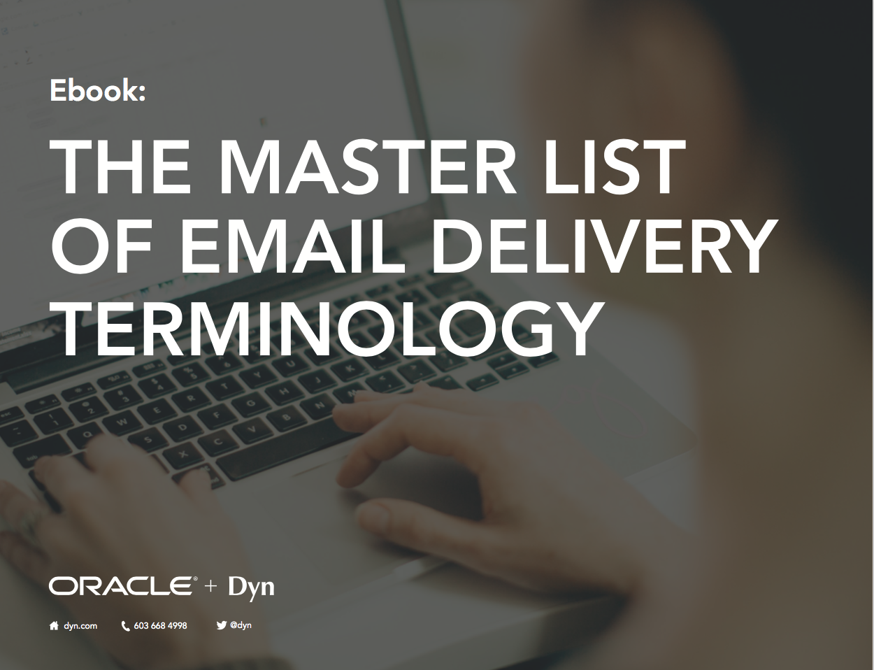 The Master List of Email Delivery Terminology