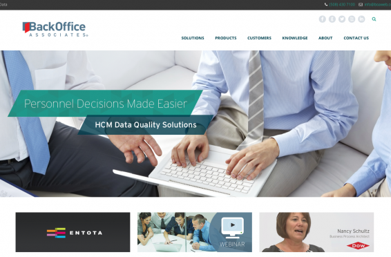 Image_BackOffice Associates New Website for 2014