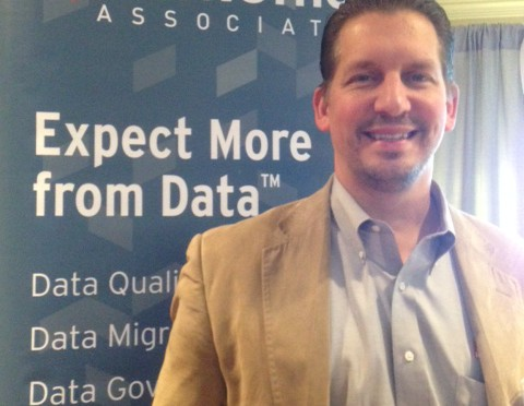Image_David Williamson at MDM & Data Governance Summit