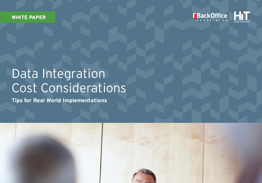 Data Integration Cost Considerations