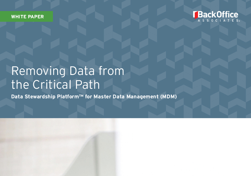 Removing Data from the Critical Path