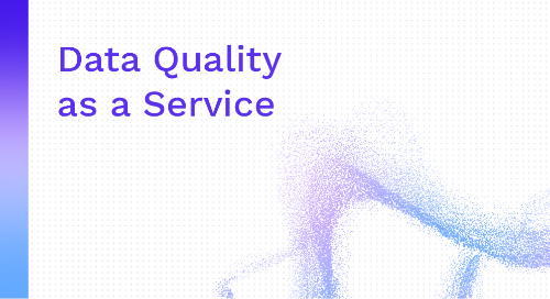 Data Quality as a Service