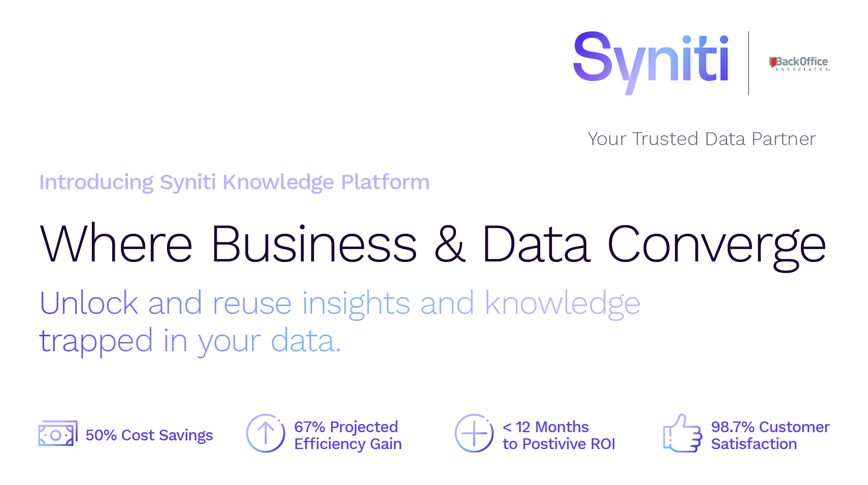 Syniti Knowledge Platform