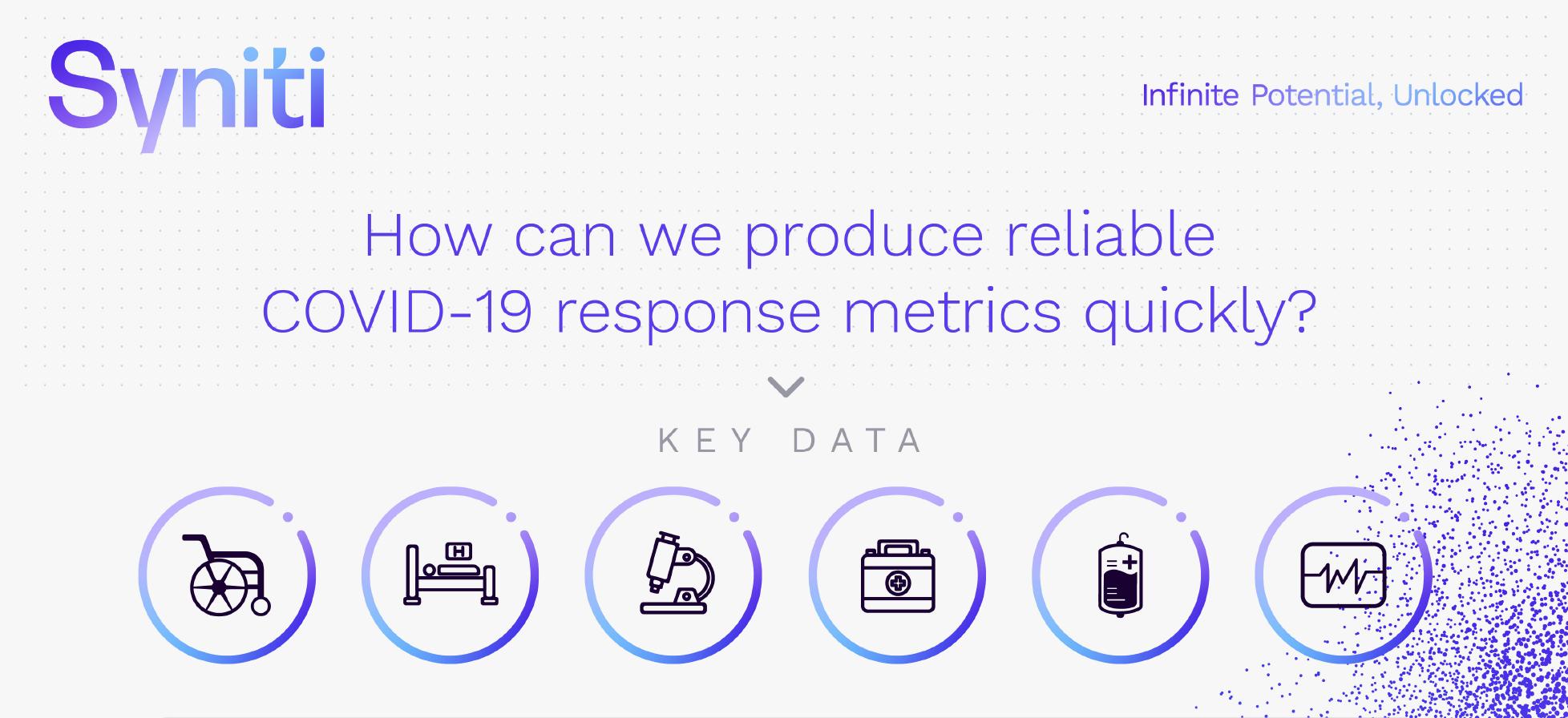 COVID-19 Rapid Response: Reliable COVID-19 Metrics