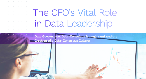 The CFO's Vital Role in Data Leadership