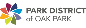 Park District of Oak Park logo