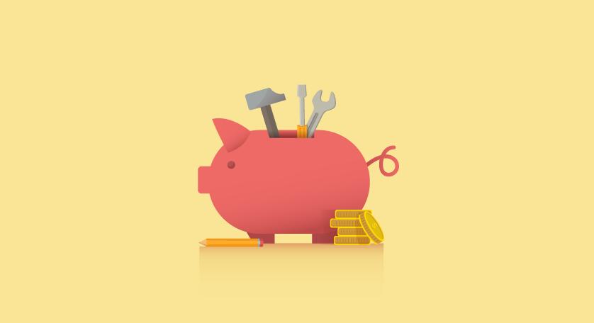 Marketing budget tools