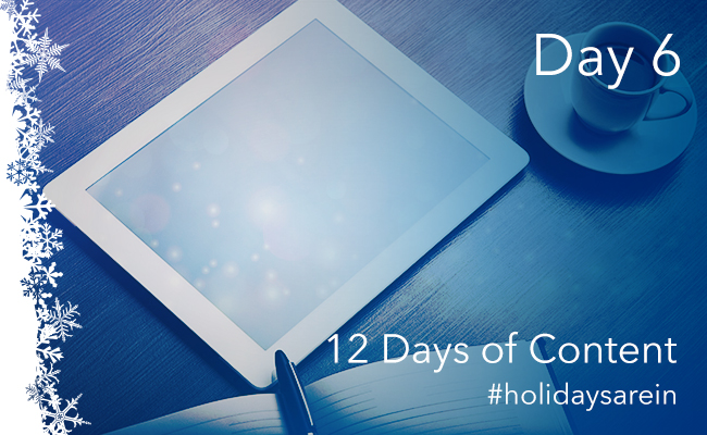 LinkedIn Holiday Content Marketing