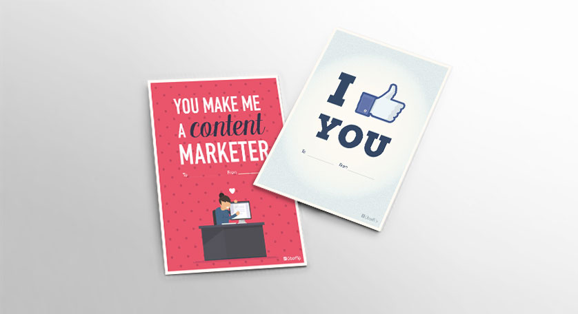 Valentines for Marketers