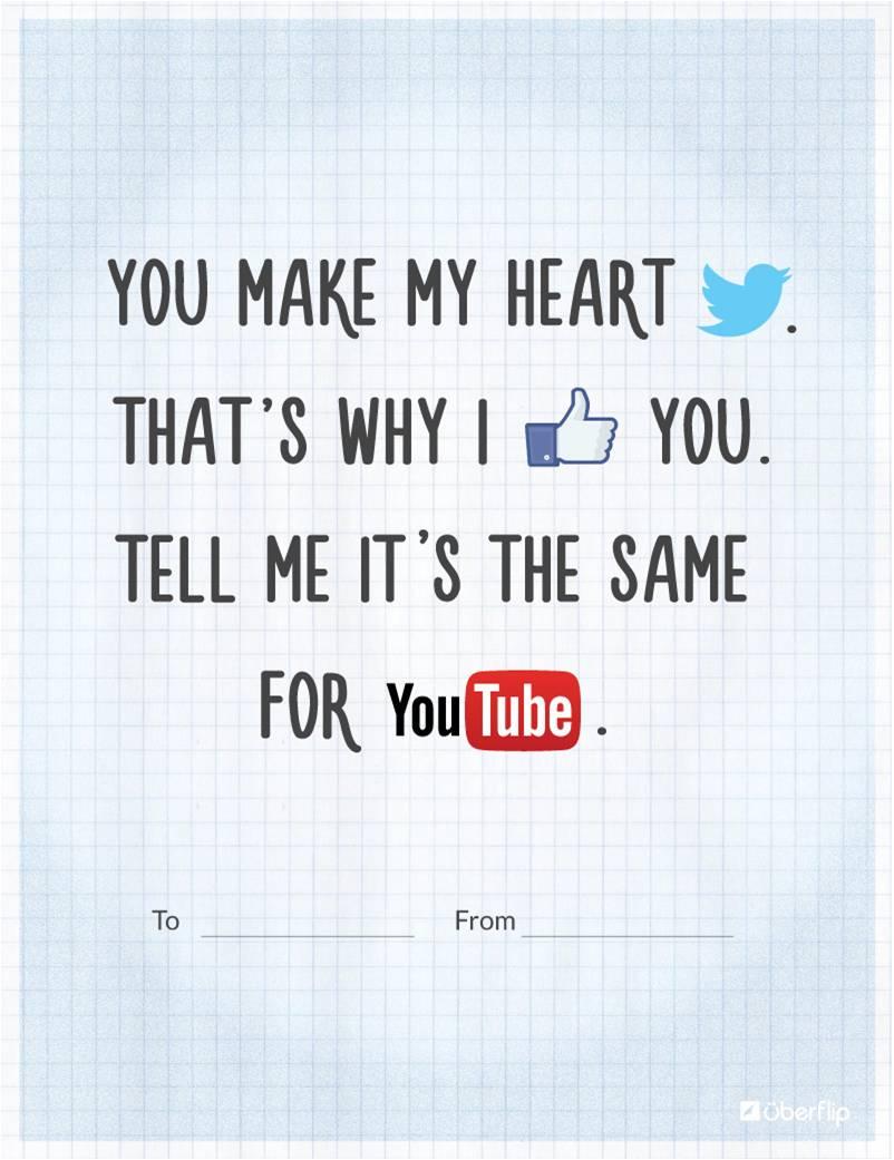 Social Media Valenting