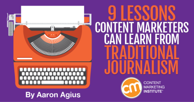 content marketing journalism