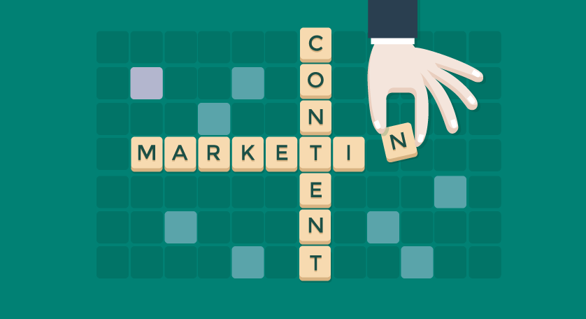 content marketing not a noun