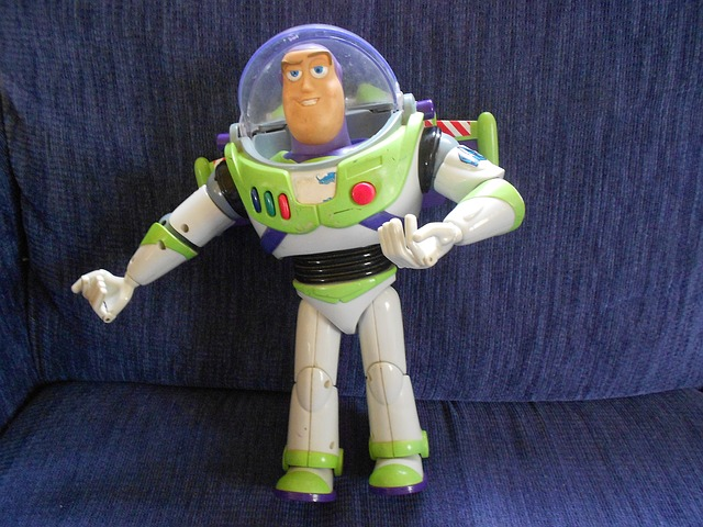 Buzz Lightyear content marketing