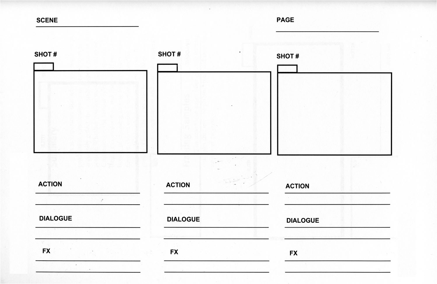 Storyboarding the secret to creating more engaging content uberflip storyboard template maxwellsz
