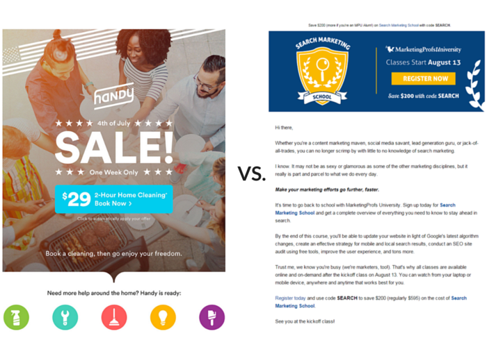 B2C vs B2B Email Marketing