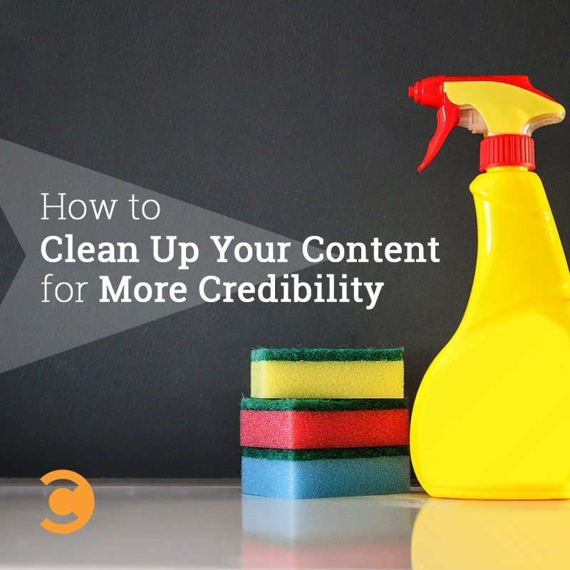 Clean Up Credibility