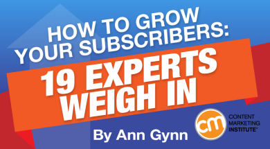 Expert Subscriber tips