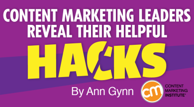 B2B Content Marketing Hacks