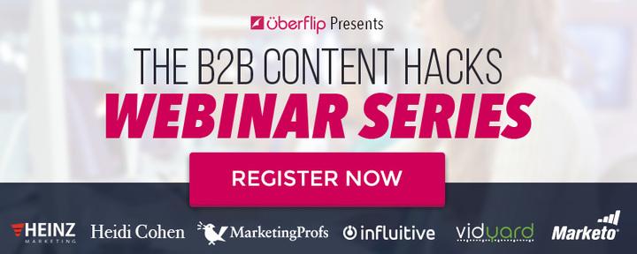 B2B Content Hacks