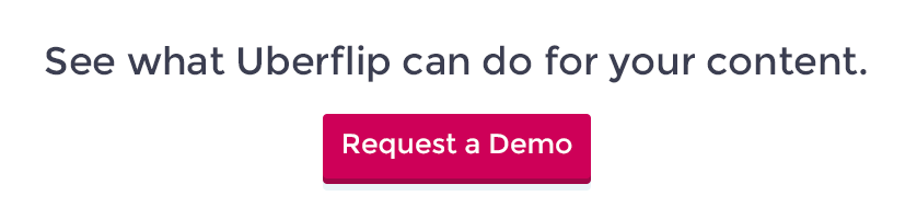 Request Uberflip Demo