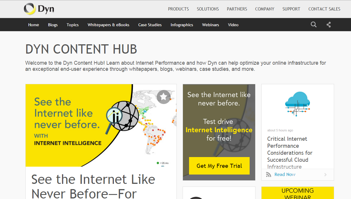 Dyn Content Hub