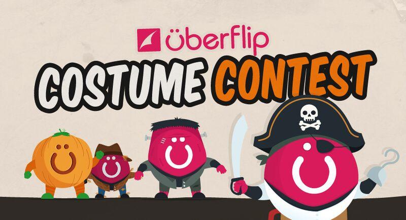 Uberflip Halloween Costume Contest