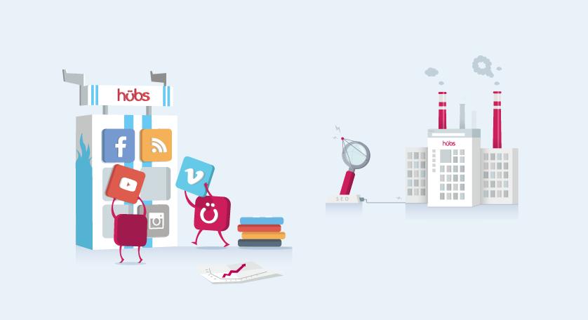 How B2B Brands Use a Content Marketing Hub   Uberflip