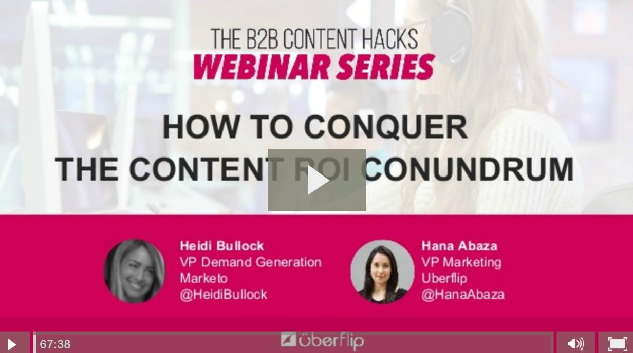 measure content marketing effectiveness