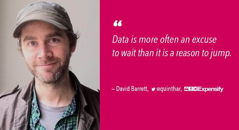 David Barrett FTS