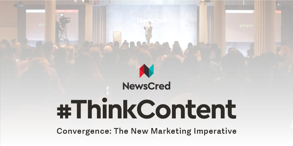 NewsCred event