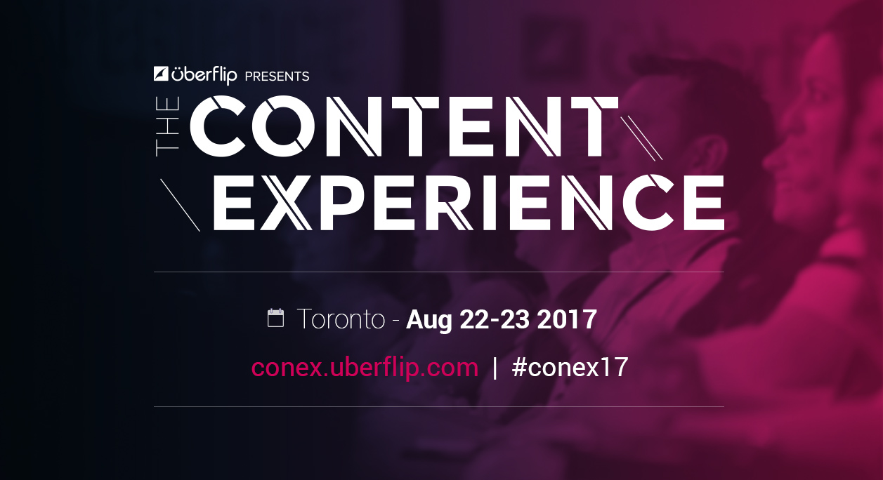 Attend Content Experience Marketing Conference | Uberflip