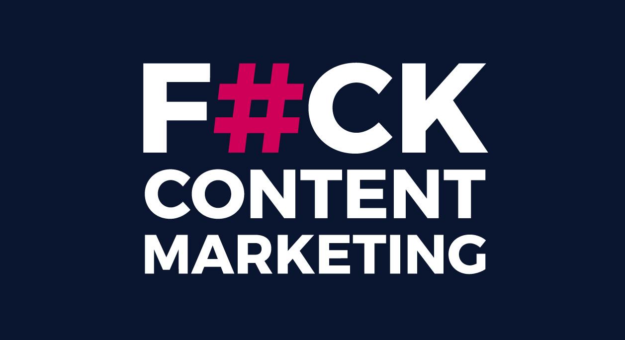 F content marketing