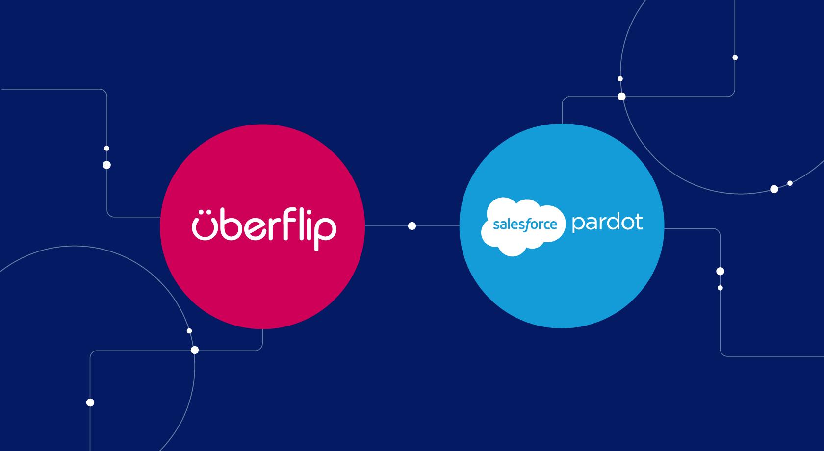 Uberflip integrating with Salesforce Pardot