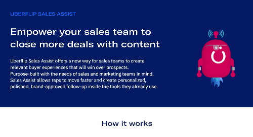 Sales Assist Overview