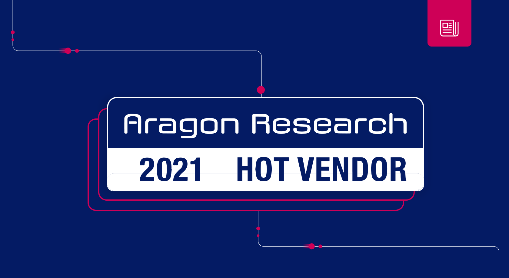 Uberflip named 2021 hot vendor by Aragon Research