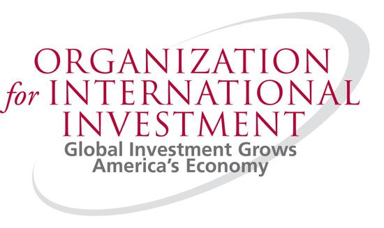 Organization For International Investment logo