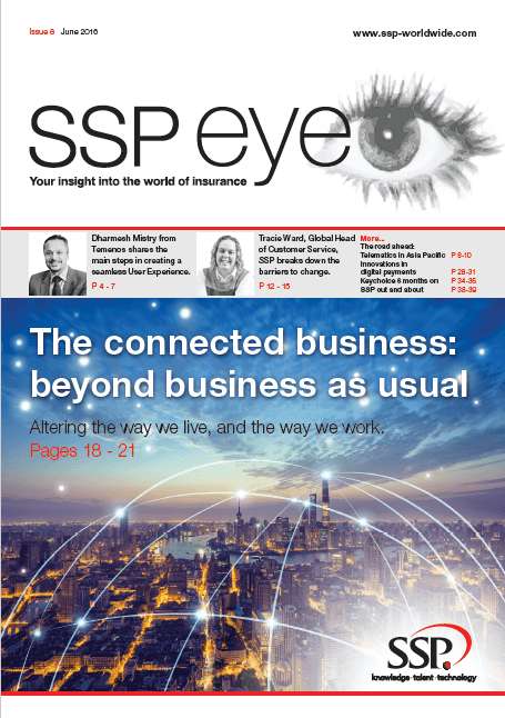SSP eye issue 8