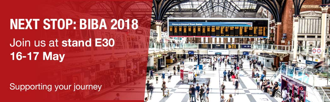 Next Stop: BIBA 2018 - find SSP at stand E30