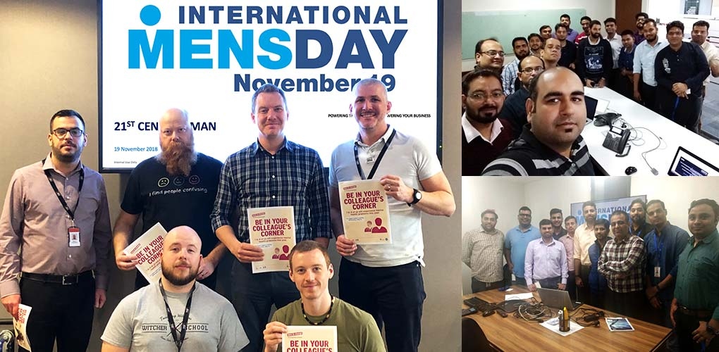 SSP International Men's Day