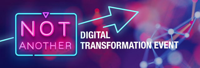 SSP Not Another Digital Transformation Event