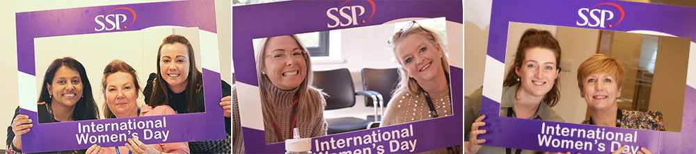 International Women's Day at SSP 2020