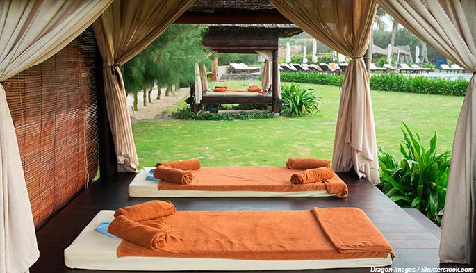 Resort spa marketing tips and hospitality marketing tips