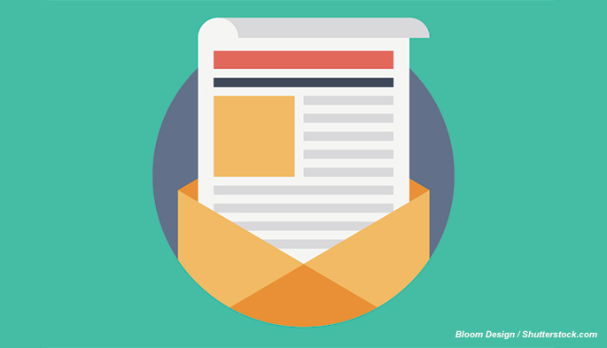 Email newsletter best practices for yoga studios