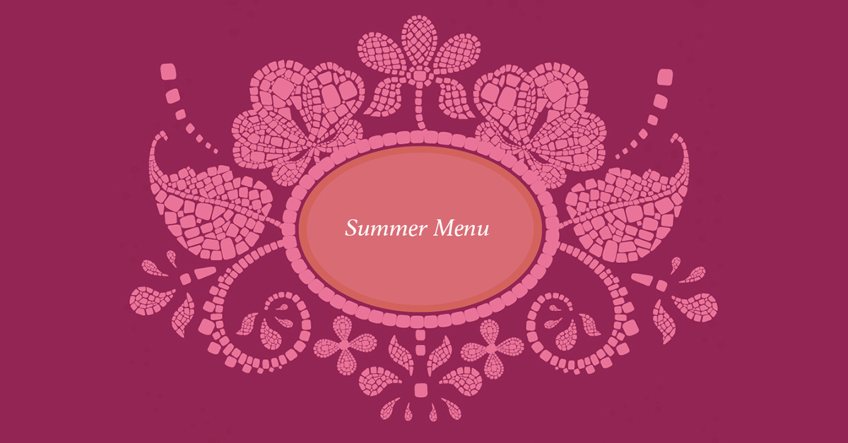 Summer spa menu summer salon menu tips