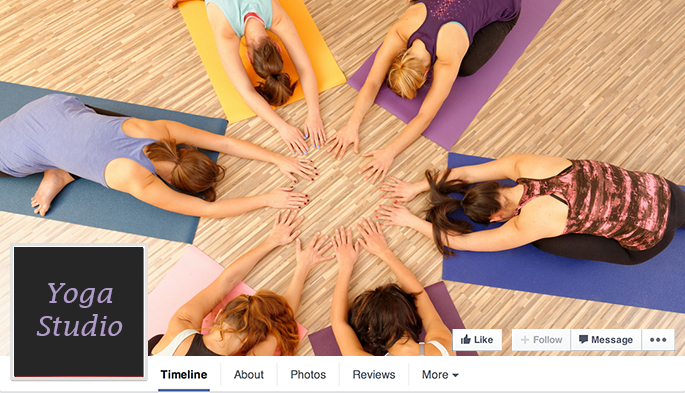 Facebook Page tips for yoga studio owners and managers